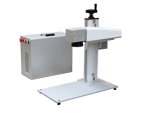 Table Fiber Laser Marking Machine