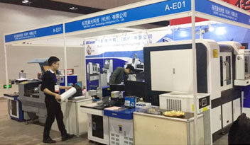 Yiwu Carving And Cutting Equipment Exhibition Ended Successfully