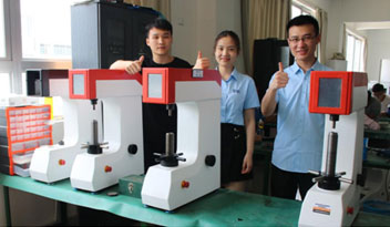 Hardness Tester Training In Wenzhou