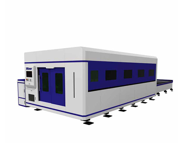 High Speed Protection Cover Cnc Metal Laser Cutting Machine