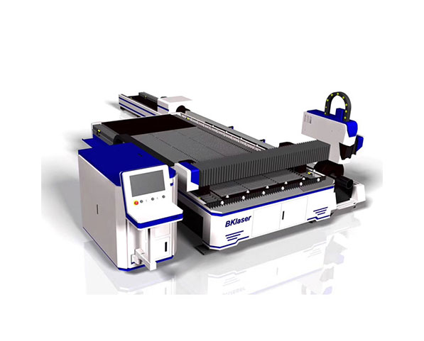 Split Plate And Tube Integrated Laser Cutting Machine