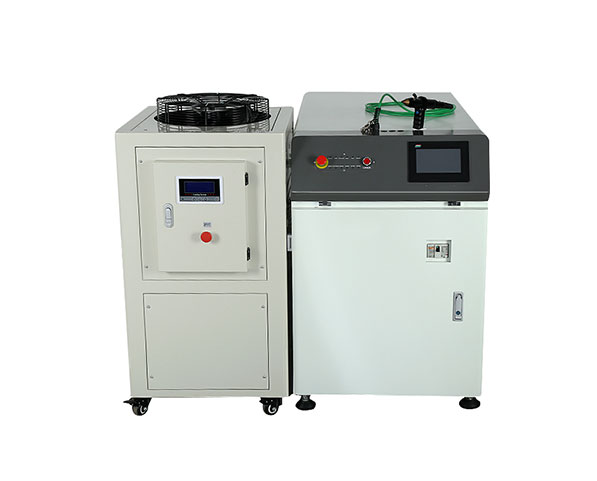 500W Hand Held Fiber Laser Welding Machine