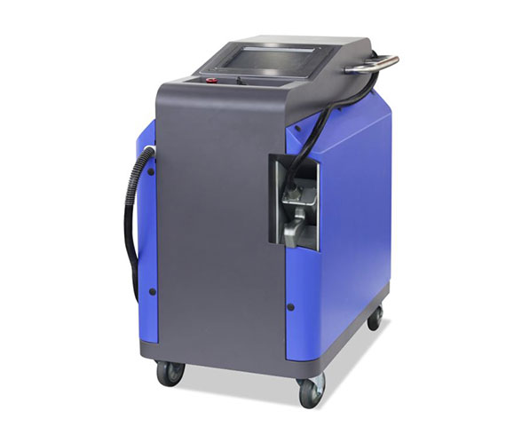 200W 500W Metal Laser Rust Removal Machine